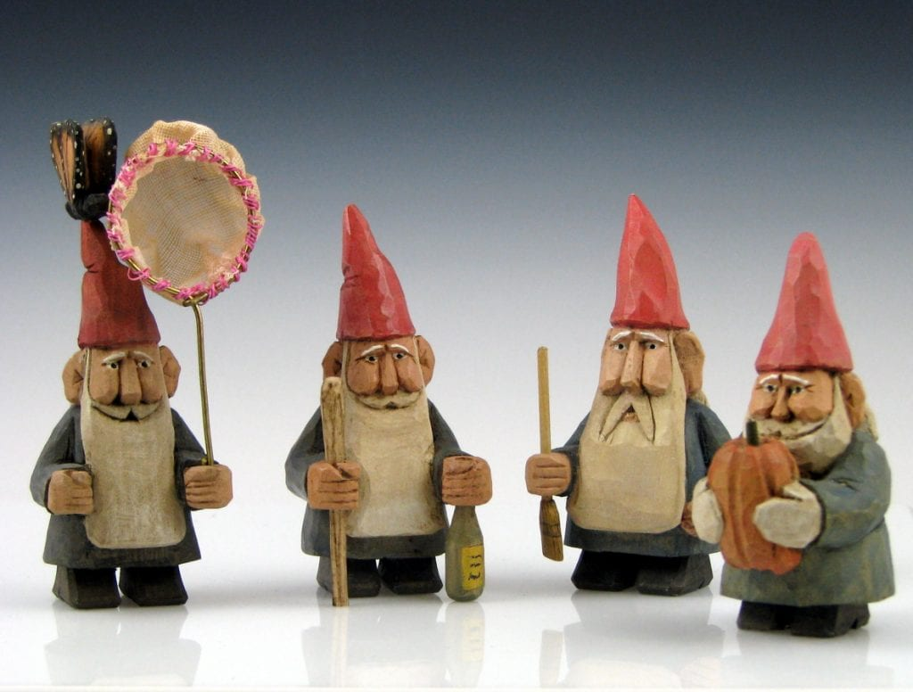 Smith Gnome Group a 3 x 3
