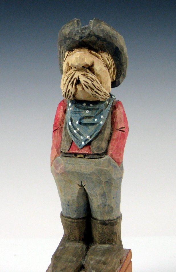 Smiths Cowboy Gnome a 3 x 3